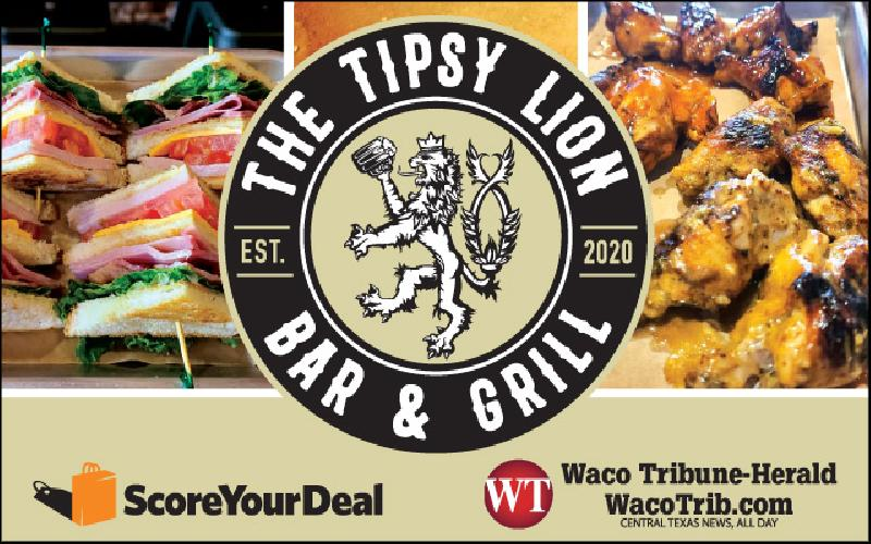 The Tipsy Lion Bar & Grill - Pay $10 for $20 for Great Food @ The Tipsy Lion Bar & Grill