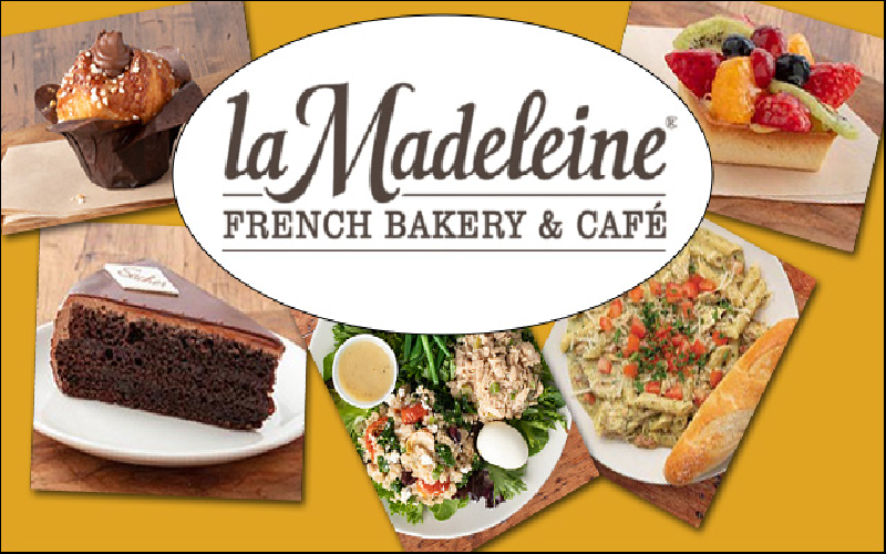 La Madeleine French Bakery & Cafe Waco - Pay $10 for $20 worth of delicious French Cuisine from La Madeleine French Cafe & Bakery