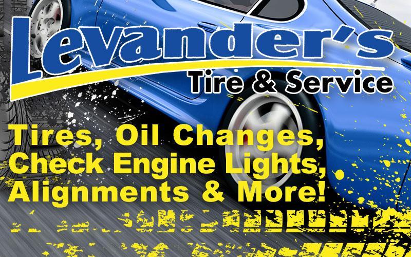Levanders - Levander's Tire & Service