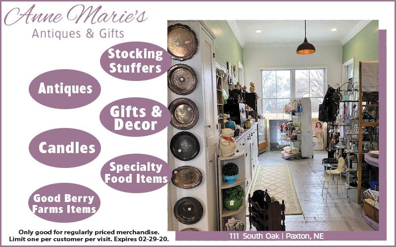 Anne Marie's - Anne Marie's Antiques & Gifts