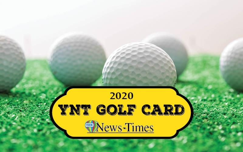 York News-times - YNT Golf Card 2020