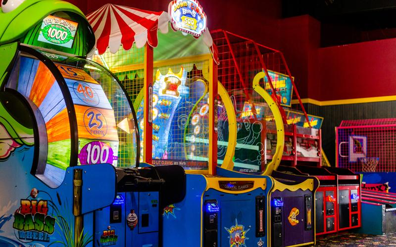 Horseshoe Junction - 50% OFF Arcade Combo Pack card from Horseshoe Junction!