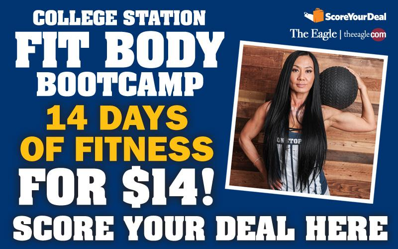 CS Fit Body Boot Camp - 14 Days for $14