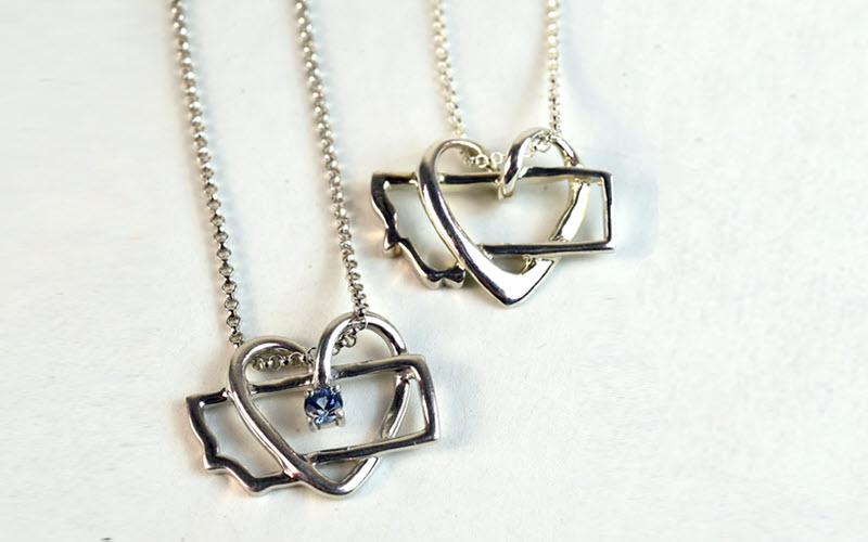 Neecee's - Love Montana Necklace