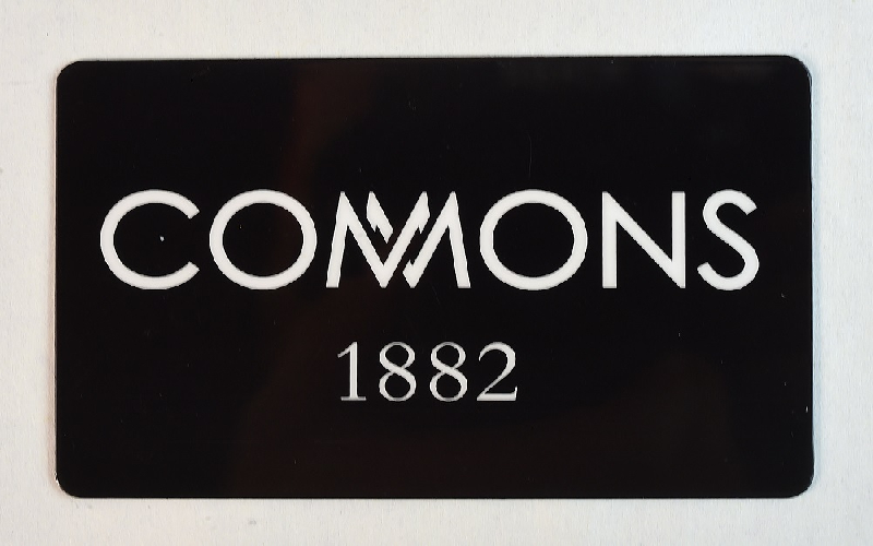 Commons 1882 - Commons 1882 $50 Gift Card