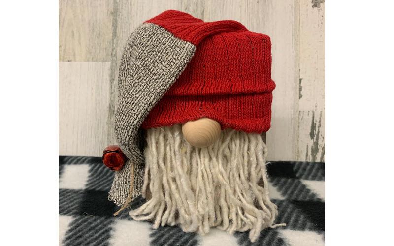Empty Nest - Holiday Gnome