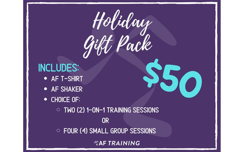 Anytime Fitness - Anytime Fitness Gift Pack