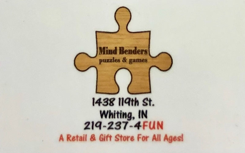 Mind Benders Puzzles & Games - Mind Benders Puzzles & Games  Gift Card