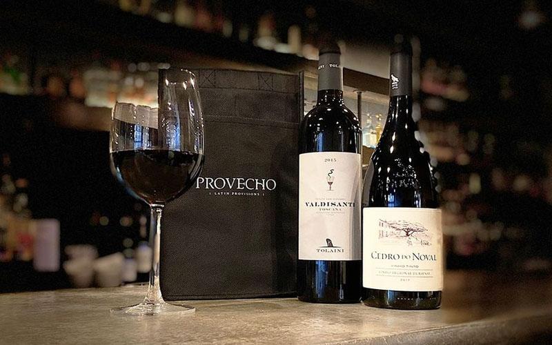 Provecho Latin Provisions - Wine Club - 3 Month Gift Membership - Liga Privada