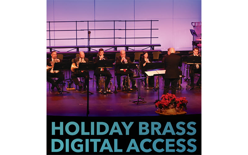 Quad City Symphony Orchestra - Live Stream + Digital Access to WVIK/QCSO Signature Series: Holiday Brass