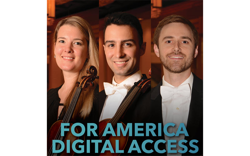 Quad City Symphony Orchestra - Live Stream + Digital Access to WVIK/QCSO Signature Series: For America