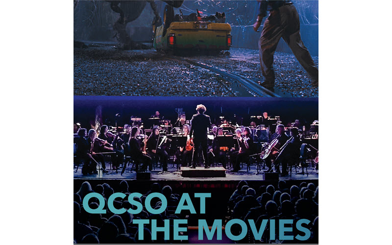 Quad City Symphony Orchestra - Family Tickets to a 2020-21 QCSO at the Movies Performance