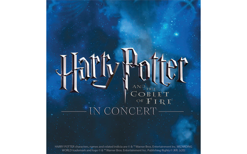Quad City Symphony Orchestra - 2 Tickets to Harry Potter and the Goblet of Fire™ in Concert