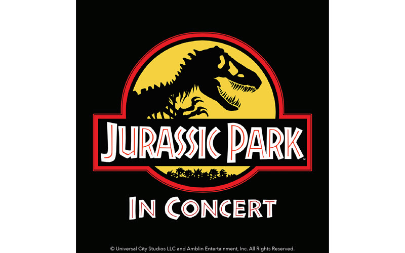 Quad City Symphony Orchestra - 2 Tickets to Jurassic Park™ in Concert