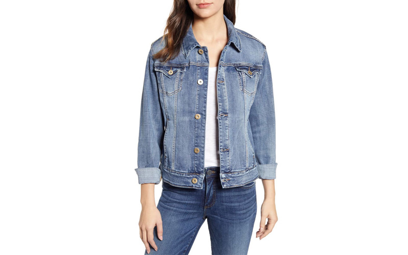 Four Seasons - Rupert JAG Denim Jacket